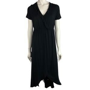Liz Lange Maternity Women Small Maxi Knit Dress